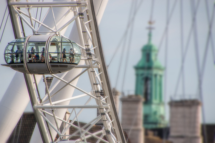 Panoramic Tour and British Airways London Eye Tour